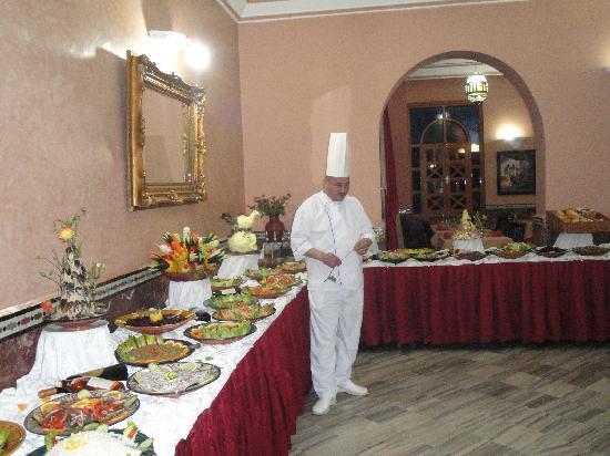Der Chefkoch Photo De Diwane Hotel Marrakech Tripadvisor