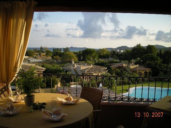 Hotel Mariposas : colazione con vista