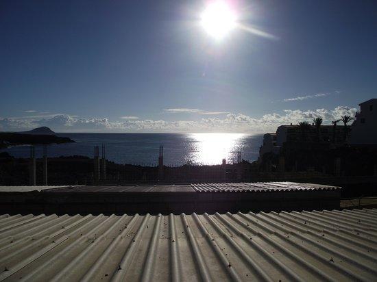 Marino Tenerife: view from solarium