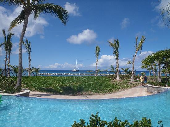 Four Seasons Resort Nevis, West Indies: Garden Pool
