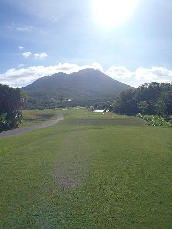 Four Seasons Resort Nevis, West Indies: Golf course
