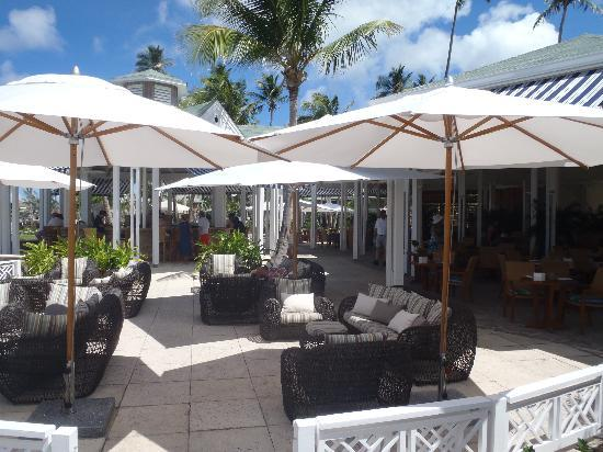 Four Seasons Resort Nevis, West Indies : Cabana