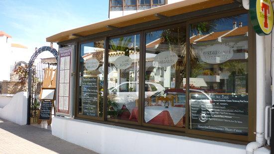 Restaurante Margarita: Front view