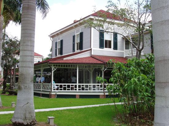 Edison & Ford Winter Estates: Edison Home