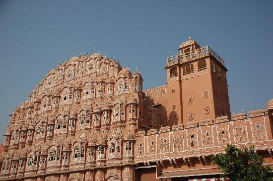 Jaipur, India: Palast der Winde