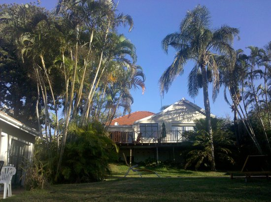 Abahambi Palm Lodge