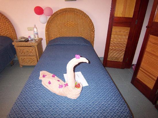 Hotel Riu Naiboa: room