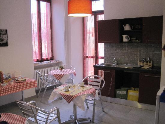 B & B Al Castello: Cucina