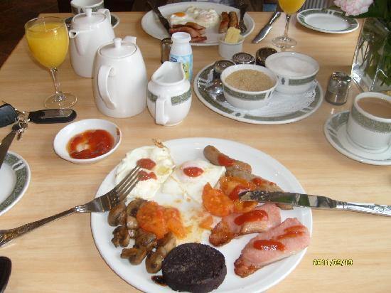 Workington, UK: Breakfast !