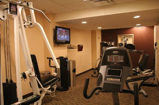 salle de sport - picture of candlewood suites new york city times