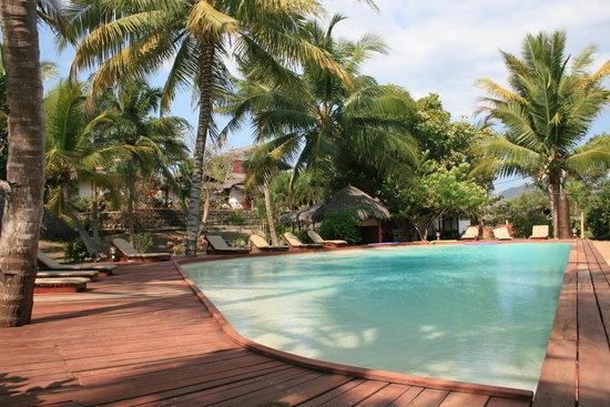 Orangea Village : la piscina