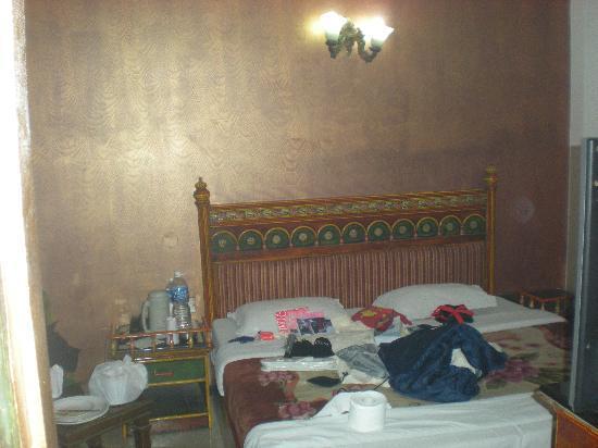 Maurya Heritage Hotel: Schlafzimmer