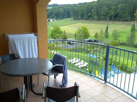 Loipersdorf, Austria: view