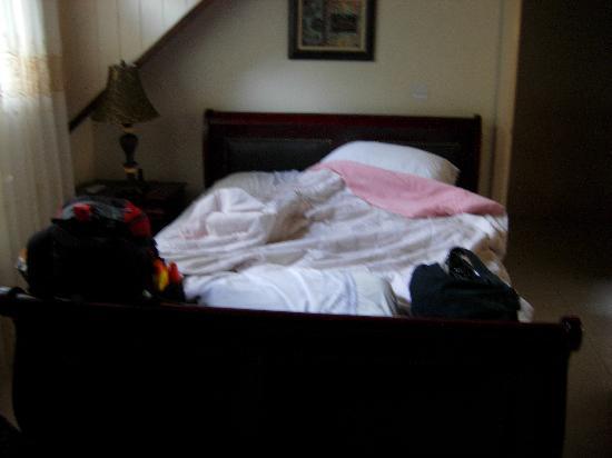 Casabella Bed & Breakfast: Bed