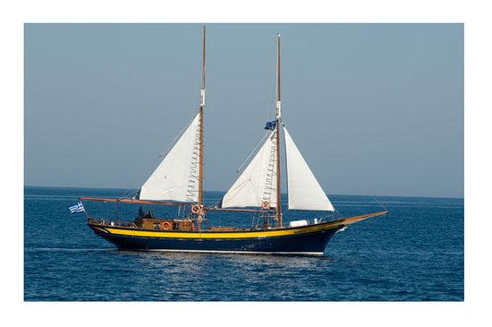 Pegasus Sailing Boat