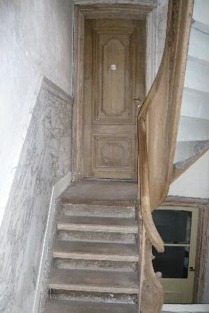 Casa Luna: door to our room