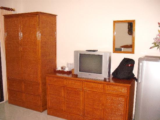 Palmview Resort Patong Beach: Zimmer