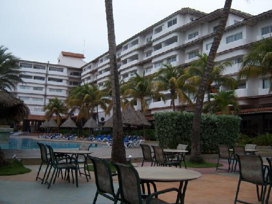 Pueblo Caribe Hotel: fachada del hotel pueblo caribe