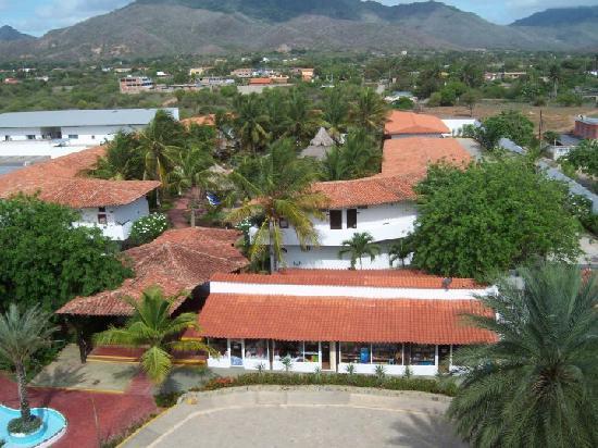 Pueblo Caribe Hotel: este es en la parte de atras