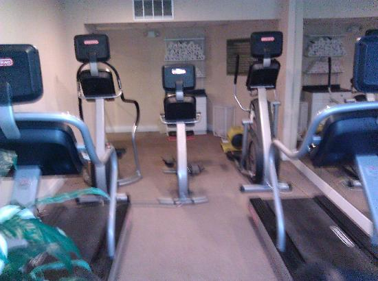 Holiday Inn Buffalo Downtown: Exercise Room