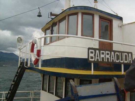 Barracuda Motonave Excursion