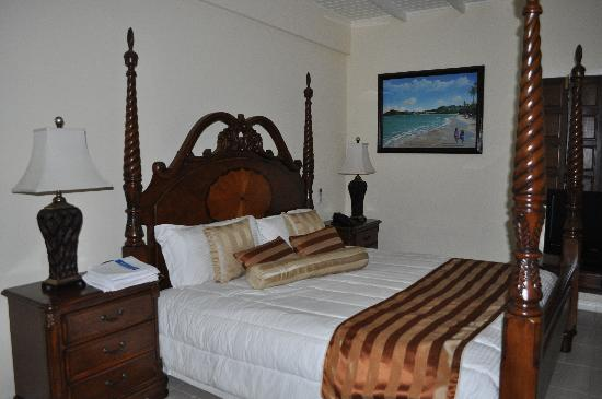 فيلا بيتش كوتيدجيز: The hotel