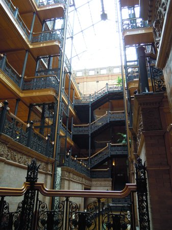 Photo of Monument / Landmark Bradbury Building at 304 S. Broadway At Third Street, Los Angeles, CA 90013, United States
