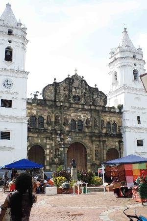 Panama: cattedrale
