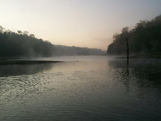 Thekkady, Inde : Lake