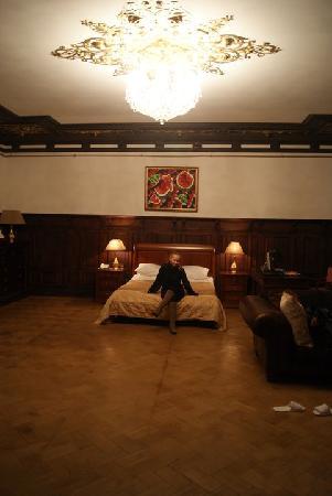 Rossi Boutique Hotel & SPA: Huge Room