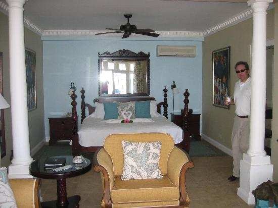 Half Moon: Our room
