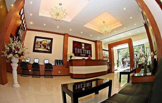 The Time Hotel: Lobby