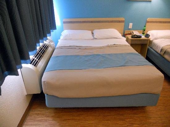 Motel 6 College Station - Bryan: Bed #1