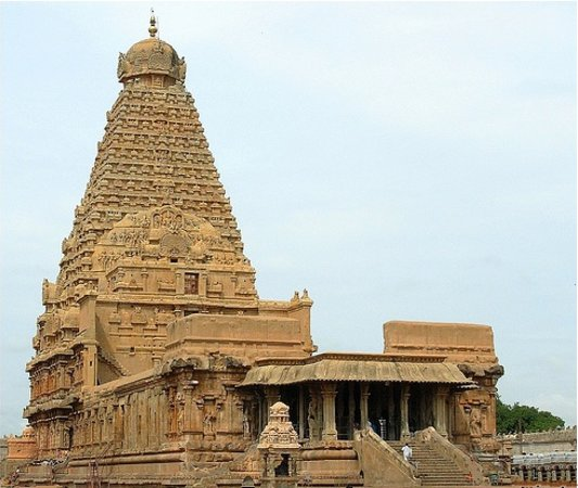 Big Temple Picture Of Brihadeeshwara Temple Thanjavur Tripadvisor