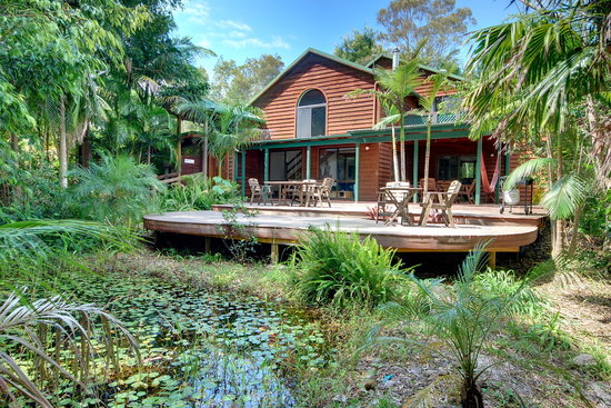 Planula B&B Retreat : Planula : a retreat in Byron Bay