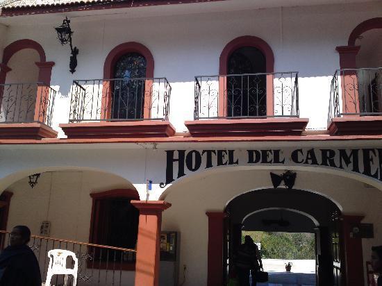 Santa Catarina Juquila, Meksiko: la fachada