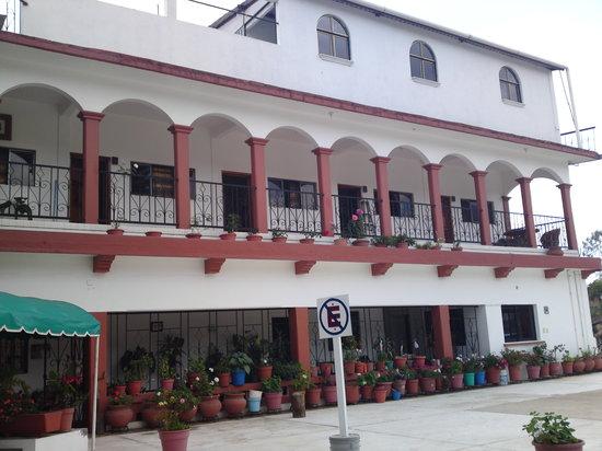 Santa Catarina Juquila, Meksyk: el patio