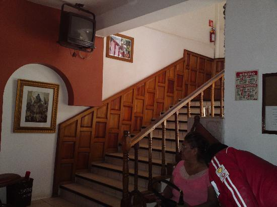 Santa Catarina Juquila, Mexico: la recepcion
