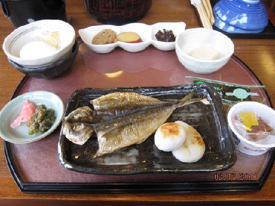 شيانانوكي إيتشينويو: Breakfast set