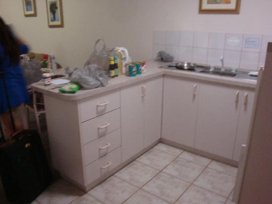 Comfort Inn & Suites Goodearth Perth: Kitchen