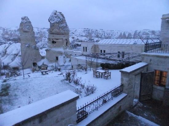 Goreme Suites Hotel: Room view