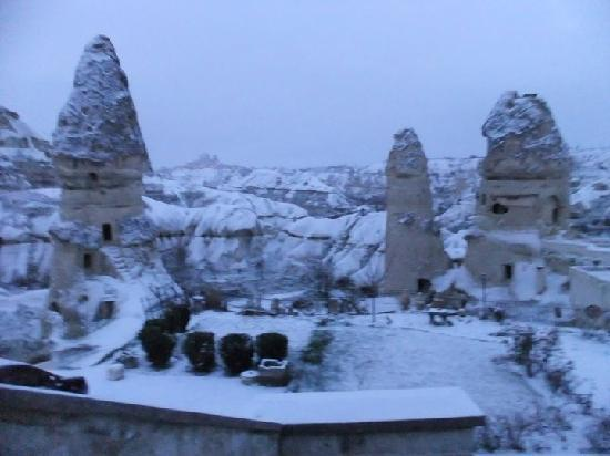 Goreme Suites Hotel: Room view