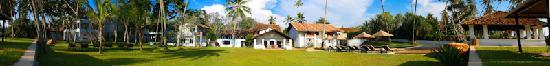 Paradise Road The Villa Bentota: A panoramic view