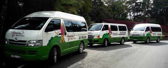 Amazing Borneo Tours: Vehicle Transport for Mount Kinabalu Climbers