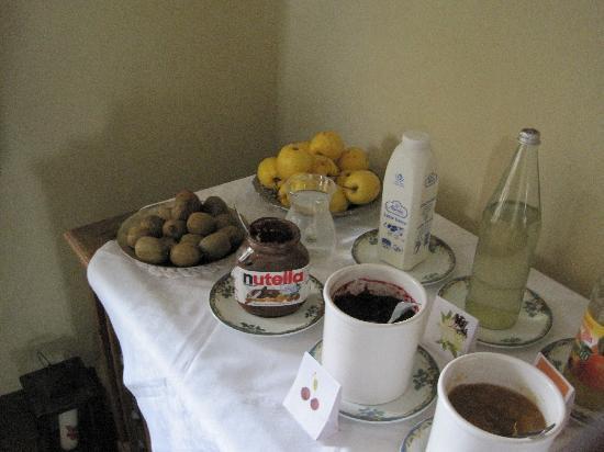 """Plonerhof : La """"sontuosa"""" colazione"""