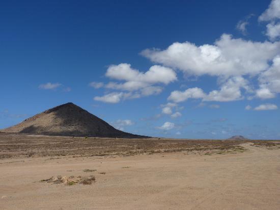 Kap Verdeöarna: île de Sal - désertique