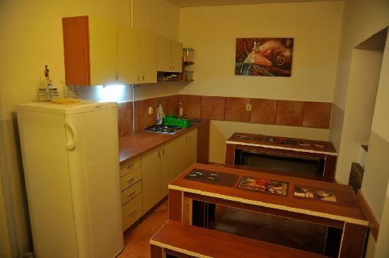 Hostel Heart of Sarajevo : kitchen