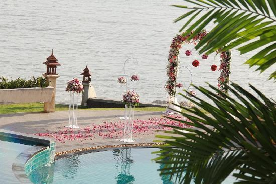 Banburee Resort & Spa: wedding venue