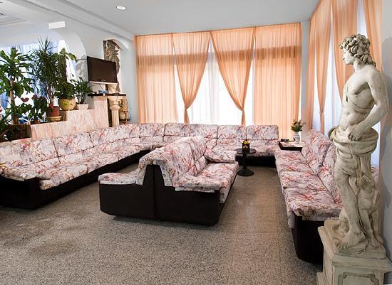 Hotel Majorca: Il salotto