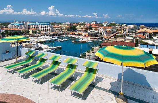 Hotel Majorca: Il terrazzo